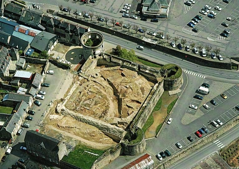 Chateau de Guingamp r