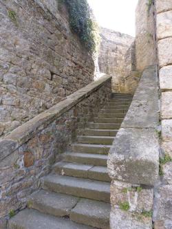 escalier St Jacques