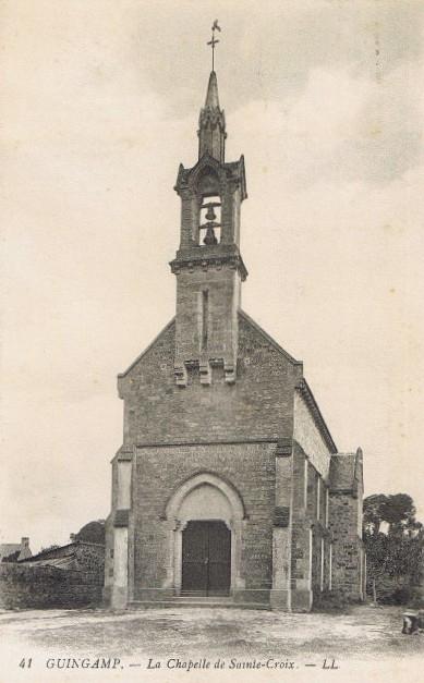 sainte croix chapelle