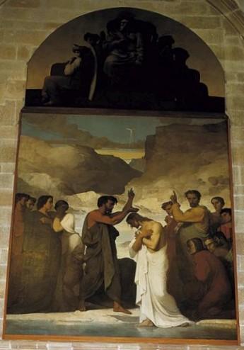 baptême christ
