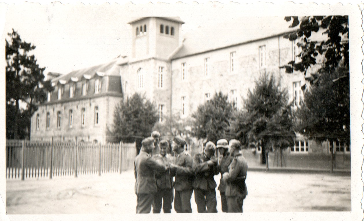 Soldat allemand l en 1942