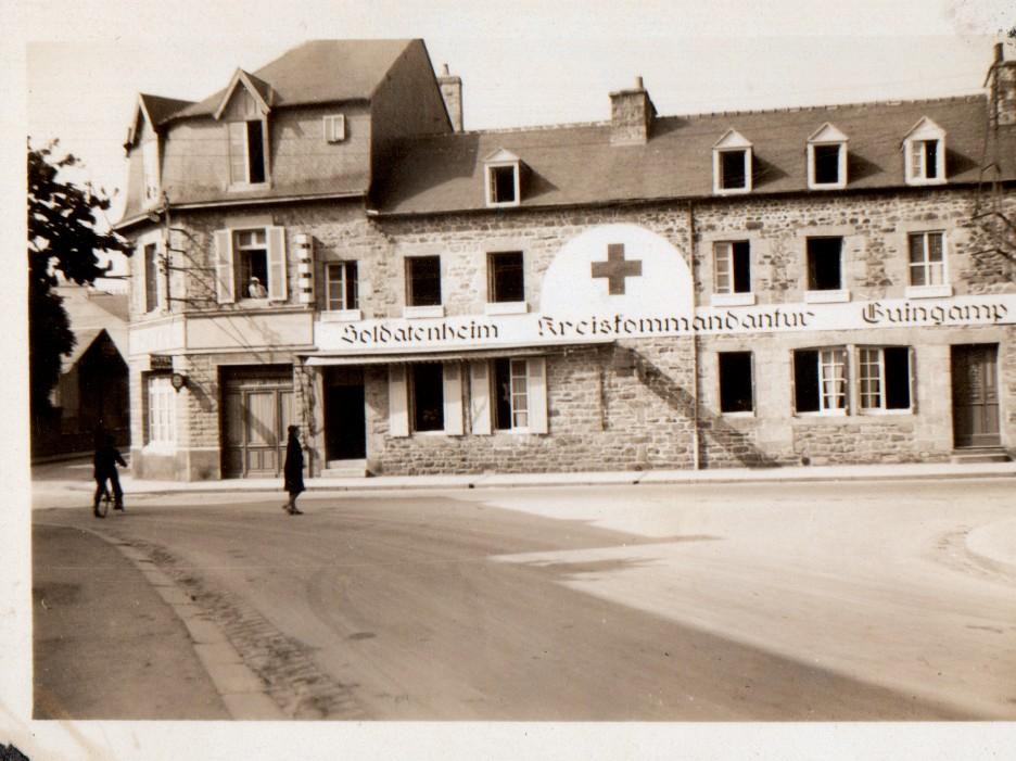 Soldatenheim le 11 juillet 1941