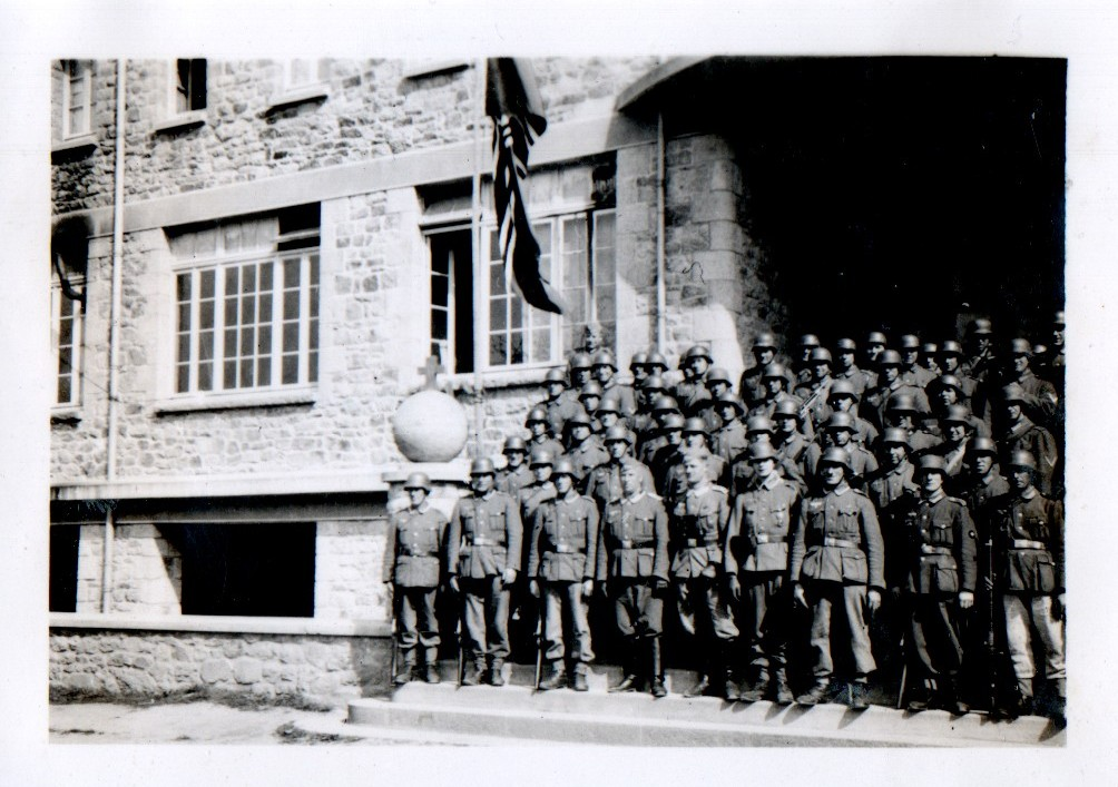 Soldats allemands IND de Guingamp