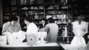 Au magasin