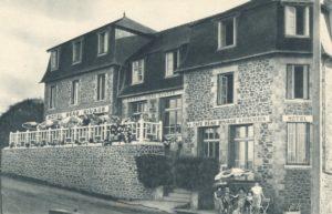P'tits Gâs Guingamp, Hôtel Beau Rivage